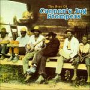 The Best of - CD Audio di Cannon's Jug Stompers