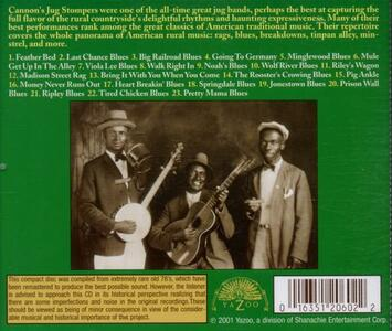 The Best of - CD Audio di Cannon's Jug Stompers - 2