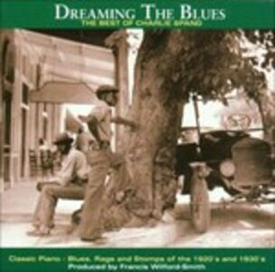 CD Dreaming the Blues di Charlie Spand