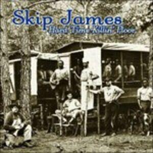 CD Hard Time Killing Floor di Skip James