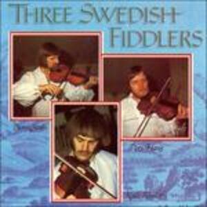 CD Three Swedish Fiddlers