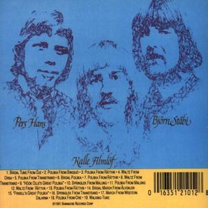 CD Three Swedish Fiddlers  1