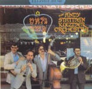 Foto Cover di Klemzer Music, CD di Andy Statman (Klezmer Orchestra), prodotto da Shanachie
