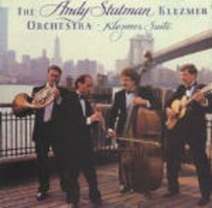 CD Klezmer Suite di Andy Statman (Klezmer Orchestra)