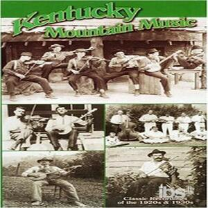Kentucky Mountain Music - CD Audio