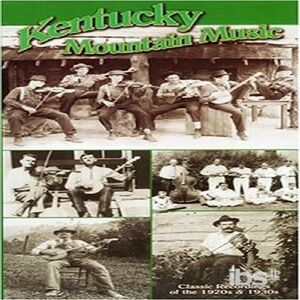CD Kentucky Mountain Music