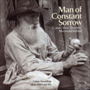 CD Man of Constant Sorrow