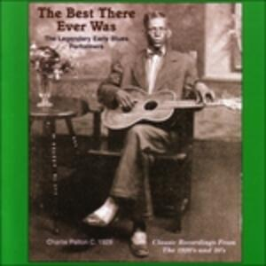 The Best There Ever Was - CD Audio