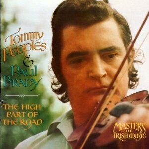 CD The High Part of the Road Paul Brady , Tommy Peoples