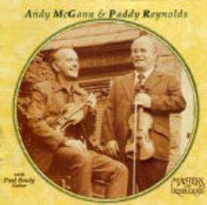 CD Andy McGann & Paddy Reynolds Andy McGann , Paddy Reynolds