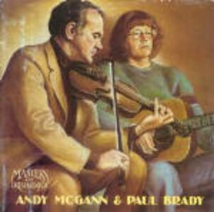 CD It's a Hard Road Travel Paul Brady , Andy McGann