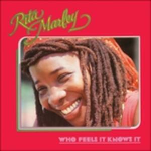 Who Feels it Knows it - Vinile LP di Rita Marley