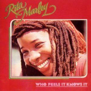 CD Who Feels it Knows it di Rita Marley
