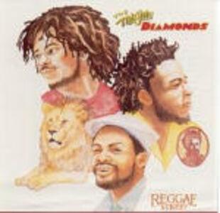 CD Reggae Street di Mighty Diamonds