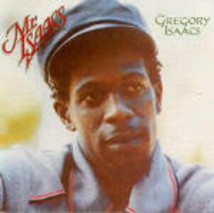 Mr. Isaacs - CD Audio di Gregory Isaacs