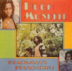 Foto Cover di Blackman's Foundation, CD di Hugh Mundell, prodotto da Shanachie