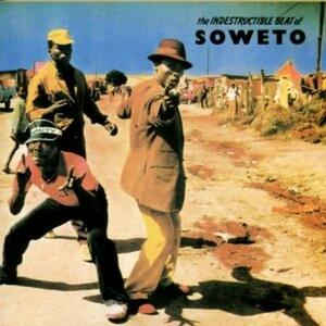 Indestructible Beat of Soweto - CD Audio