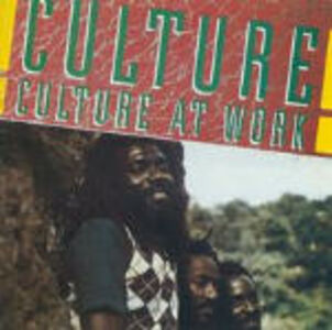 Foto Cover di Culture at Work, CD di Culture, prodotto da Shanachie