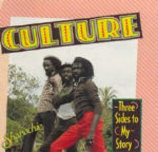 CD Three Sides to my Story di Culture