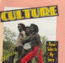 Three Sides to my Story - CD Audio di Culture