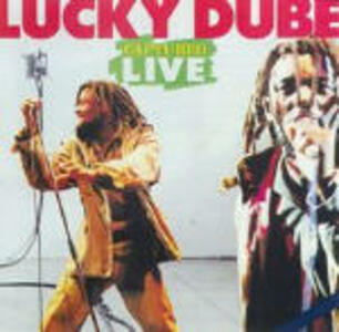 Captured Live - CD Audio di Lucky Dube