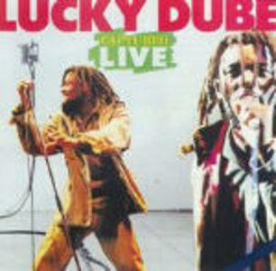 Foto Cover di Captured Live, CD di Lucky Dube, prodotto da Shanachie