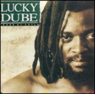 Vinile House of Exile Lucky Dube