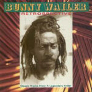 Retrospective - CD Audio di Bunny Wailer