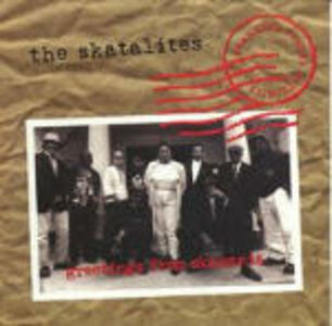 Foto Cover di Greetings from Skamania, CD di Skatalites, prodotto da Shanachie