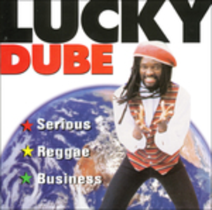 CD Serious Business di Lucky Dube