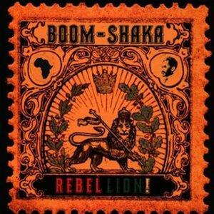 Rebellion - CD Audio di Boom Shaka