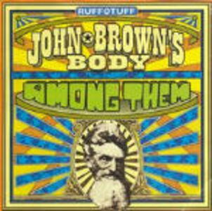 CD Among Them di John Brown's Body