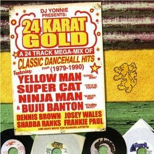 CD 24 Karat Gold