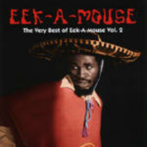 CD The Very Best vol.2 di Eek-A-Mouse
