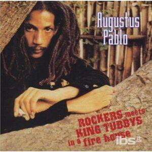 CD Rockers Meets King Tubbys di Augustus Pablo