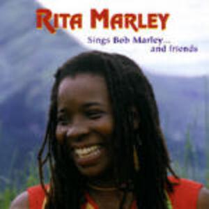 CD Sings Bob Marley & Friends di Rita Marley