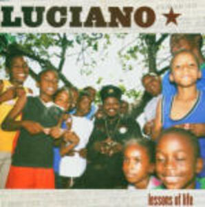 CD Lessons of Life di Luciano