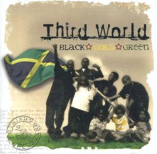 CD Black Gold & Green di Third World