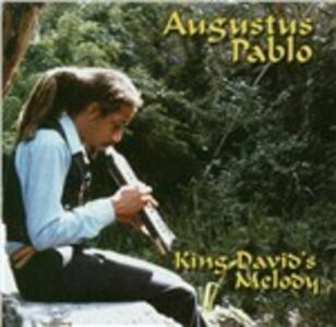 King David's Melody - CD Audio di Augustus Pablo