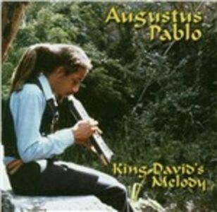 CD King David's Melody di Augustus Pablo
