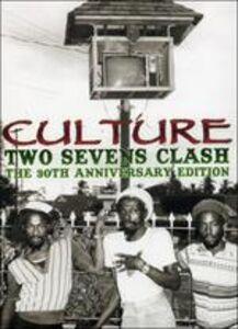 Foto Cover di Two Sevens Clash, CD di Culture, prodotto da Shanachie