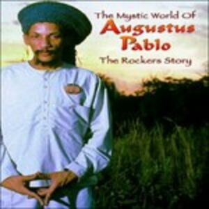 CD The Mystic World of Augustus Pablo di Augustus Pablo