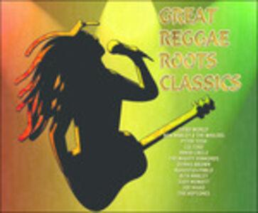 CD Great Reggae Roots Classics