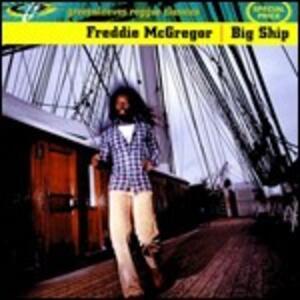 Big Ship - CD Audio di Freddie McGregor