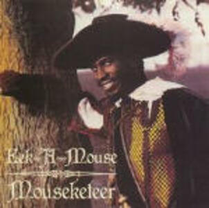 Mouseketeer - CD Audio di Eek-A-Mouse