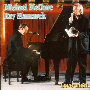 Love Lion - CD Audio di Ray Manzarek,Michael McClure