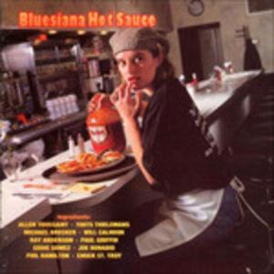 CD Bluesiana Hot Sauce. Bluesiana Hot Sauce di Bluesiana Hot Sauce