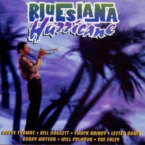 Bluesiana Hurricane - CD Audio