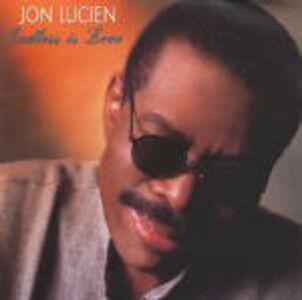 CD Endless is Love di Jon Lucien