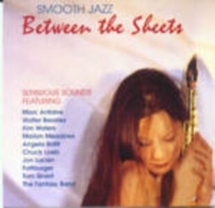 CD Smooth Jazz Between the Sheets